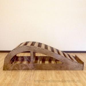 Випарита дандасана пропс - Скамья для прогибов