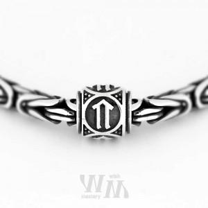 Славянская руна Ветер - серебро